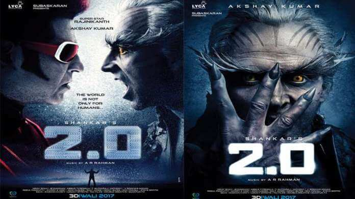 Robot 2.0 (19th October 2017) Upcoming Bollywood Movies
