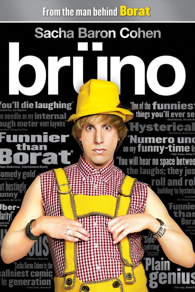 List of 2009 comedy Hollywood films - Bruno