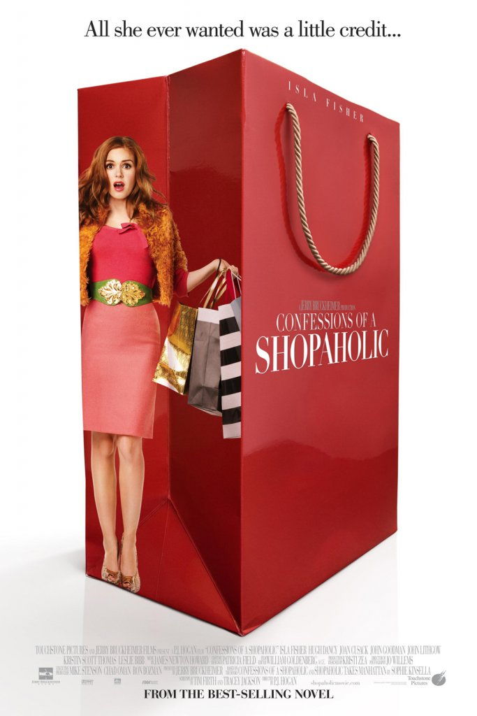 List of 2009 comedy Hollywood films - confessions of a shopaholic
