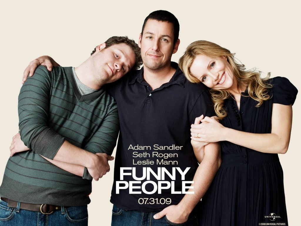 List of 2009 comedy Hollywood films - Funny People