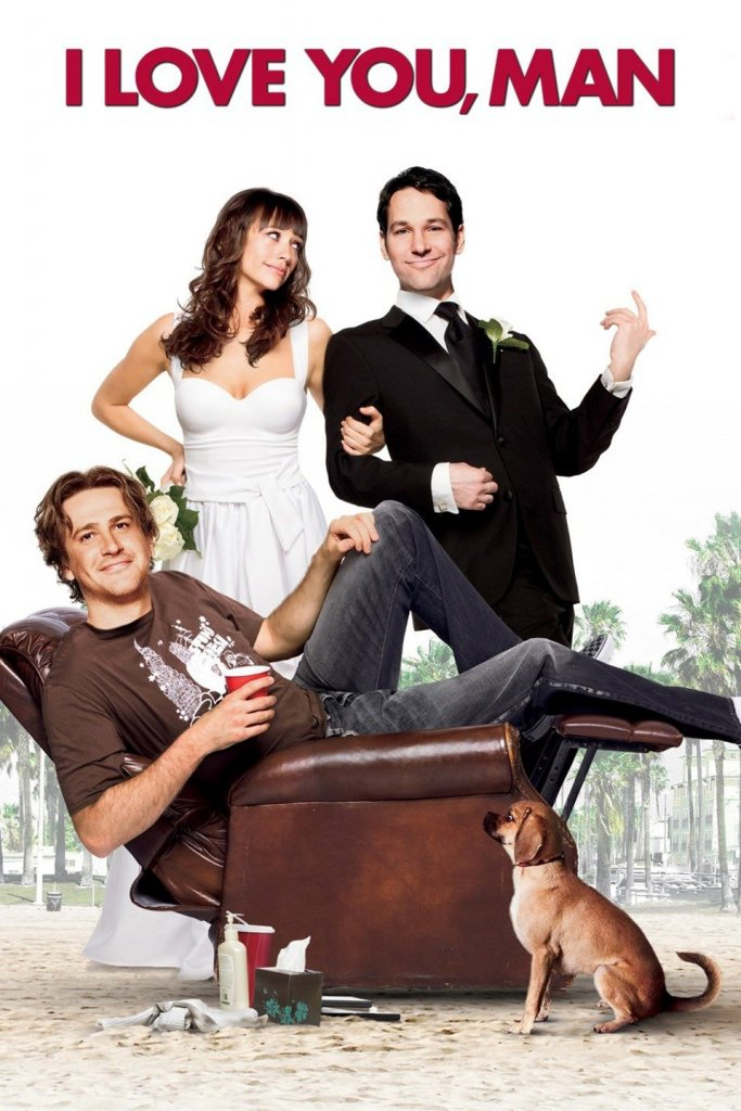 List of 2009 comedy Hollywood films - i love you, man