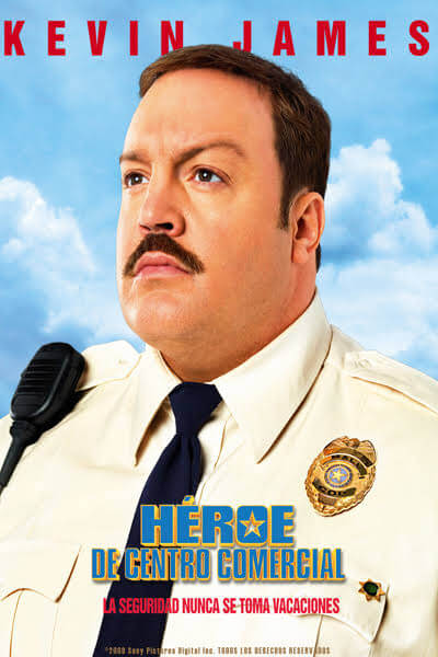List of 2009 comedy Hollywood films- paul blart mall cop