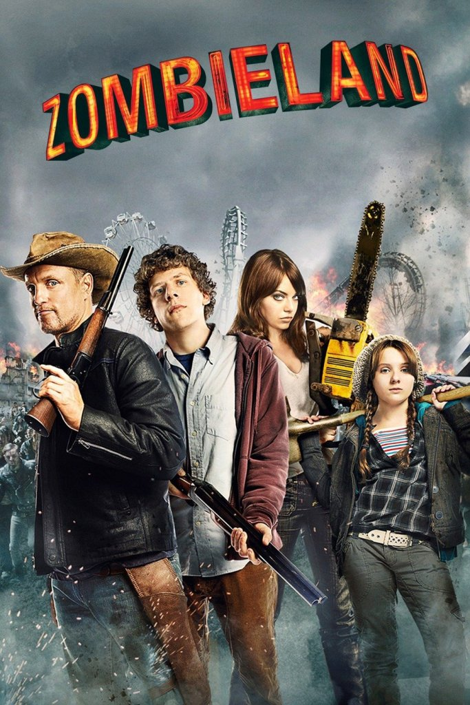 List of 2009 comedy Hollywood films-zombieland