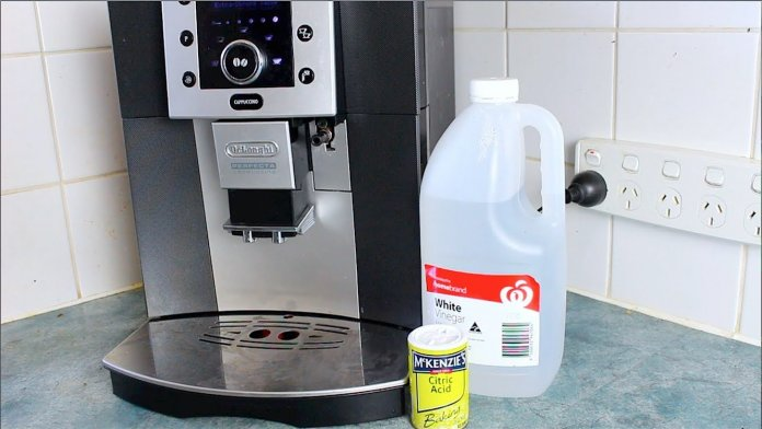 Keurig Coffee Maker Hot Water Feature : How to Clean or Descale Keurig & Other Coffee Maker