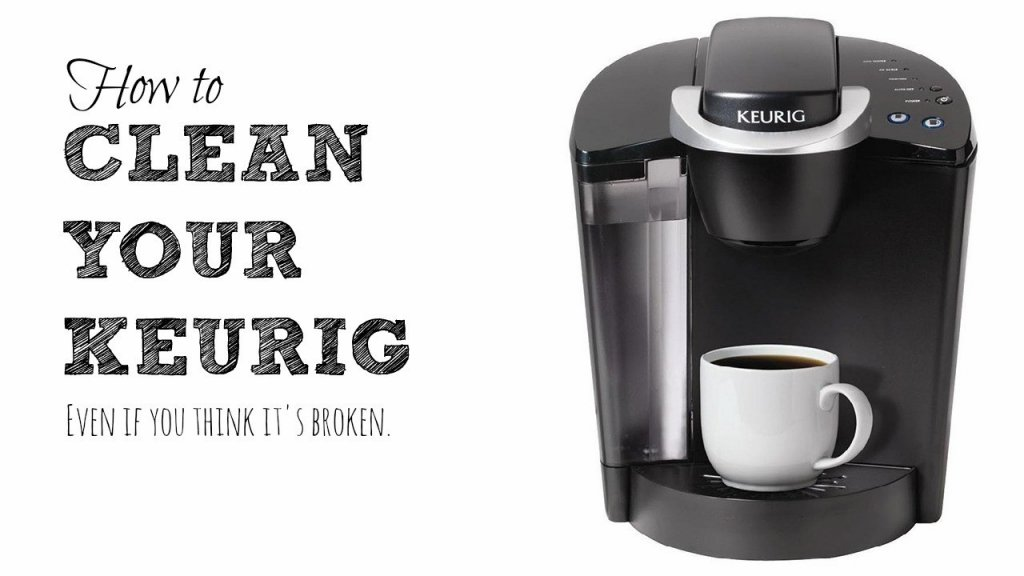 How to Clean or Descale Keurig