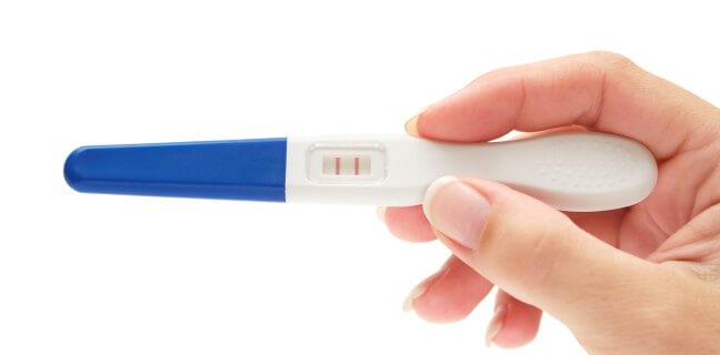 when to take a pregnancy test