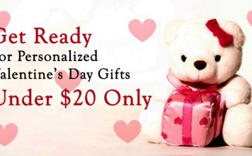 Personalized Romantic Gifts for him or her
