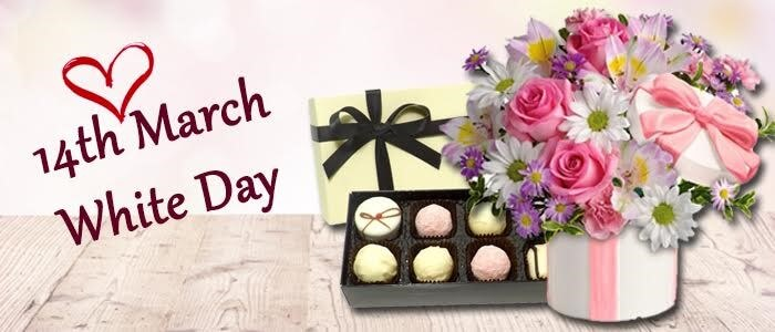 14th March White Day korea