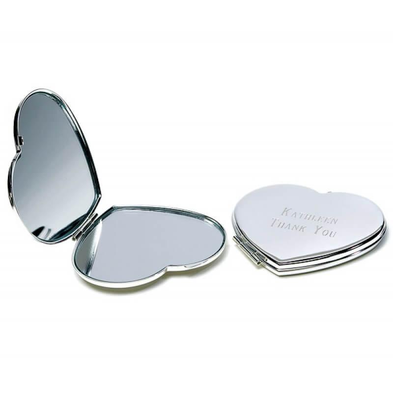 Heart-Compact-Mirror