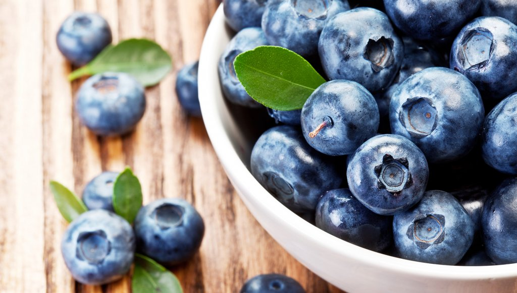 Blueberries - Slow Down the Aging Process