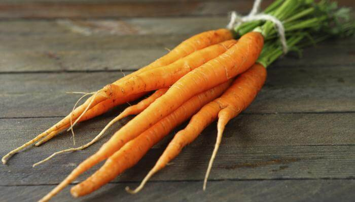 carrots - Slow Down the Aging Process