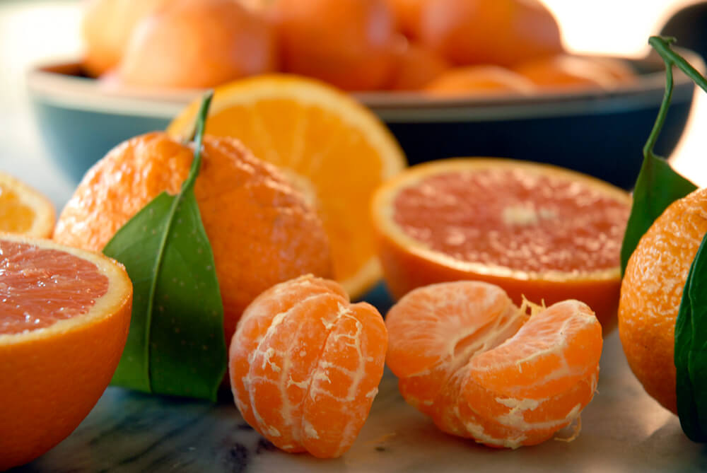 oranges - Slow Down the Aging Process