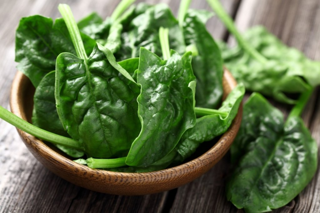 spinach - Slow Down the Aging Process