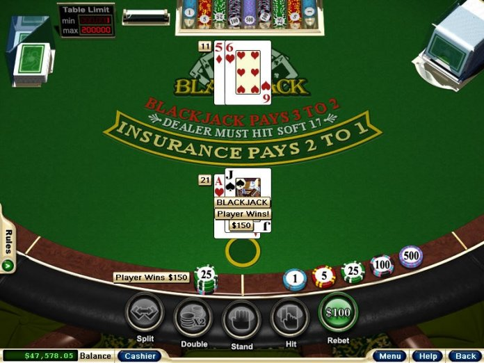famous casino games