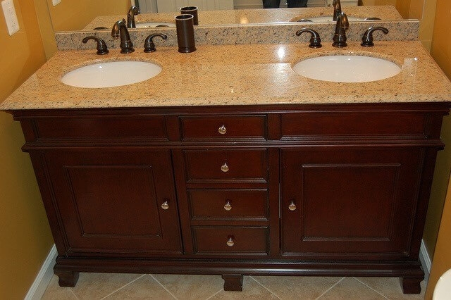 Furniture Style cabinetry bathroom