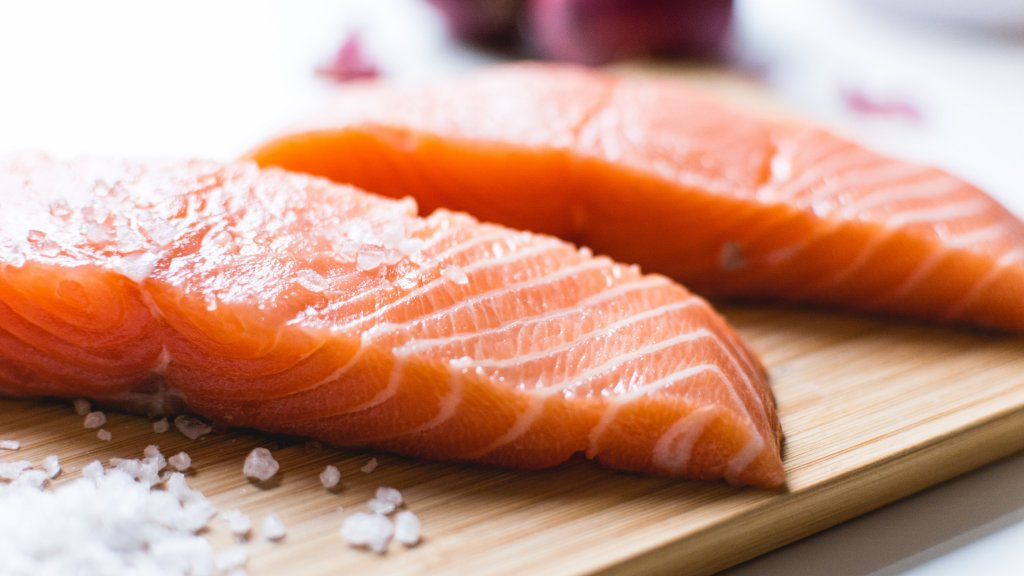 Salmon To Get Rid of Wrinkles