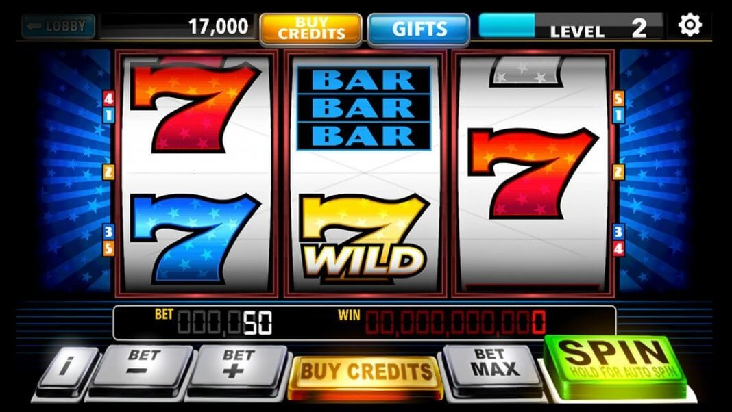 Slot Machine Casino Games