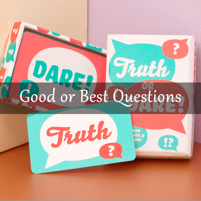 good or best truth and dare questions
