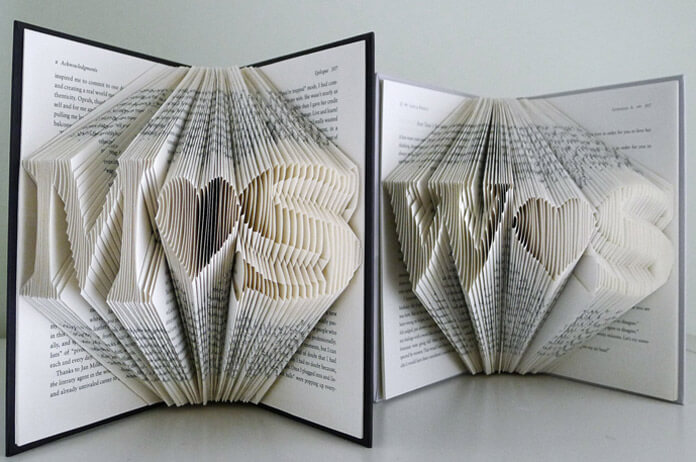 Personalized-Folded-Book-Art
