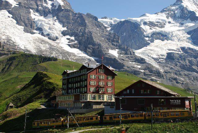 Jungfrau Region and Berner Oberland