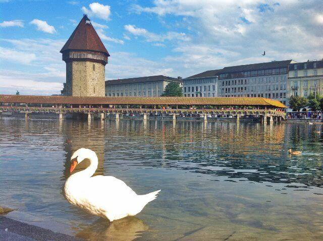 Lucerne and Central Switzerland