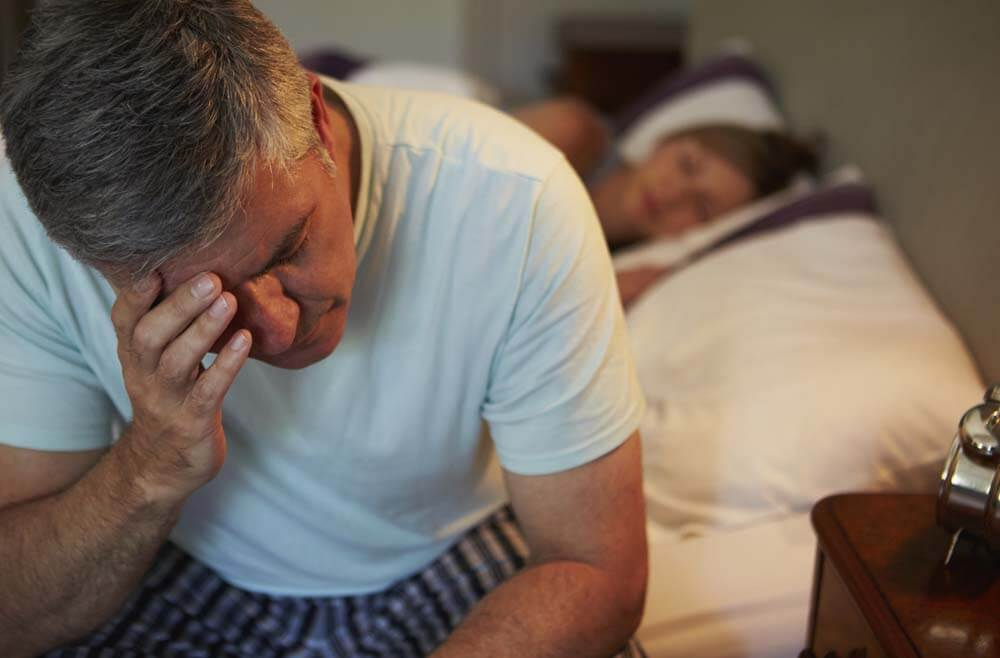 Causes of Sleep Disorder