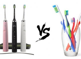 Reasons to choose an electric toothbrush