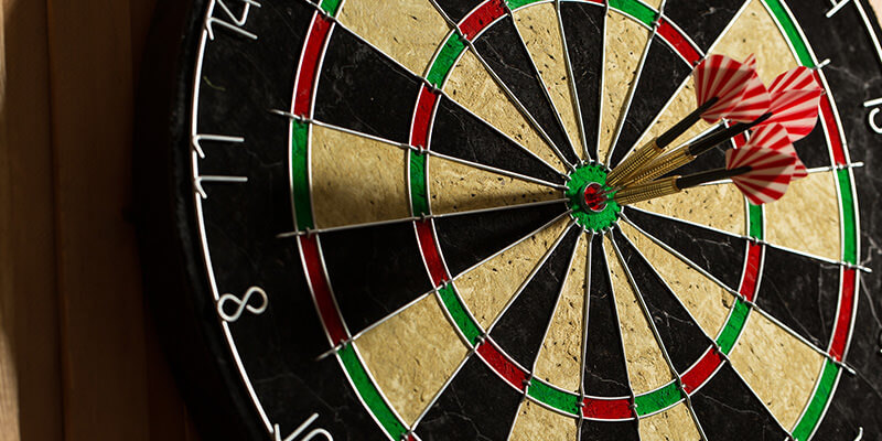 Darts History and Rules