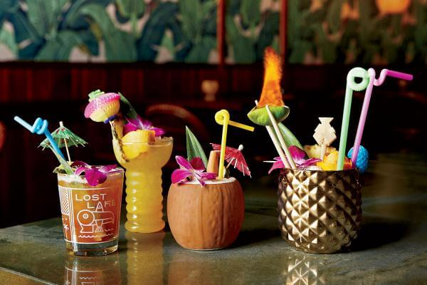Best the Tropical Juices at Lost Lake in Chicago