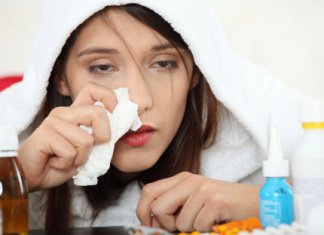 how to treat the flu