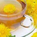 Dandelions tea