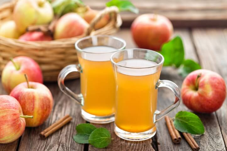 Apple Cider Vinegar to get rid of heartburn