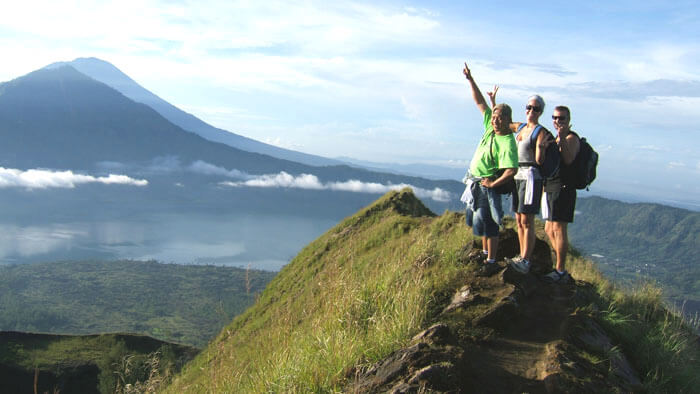 things to do in bali, mount batur