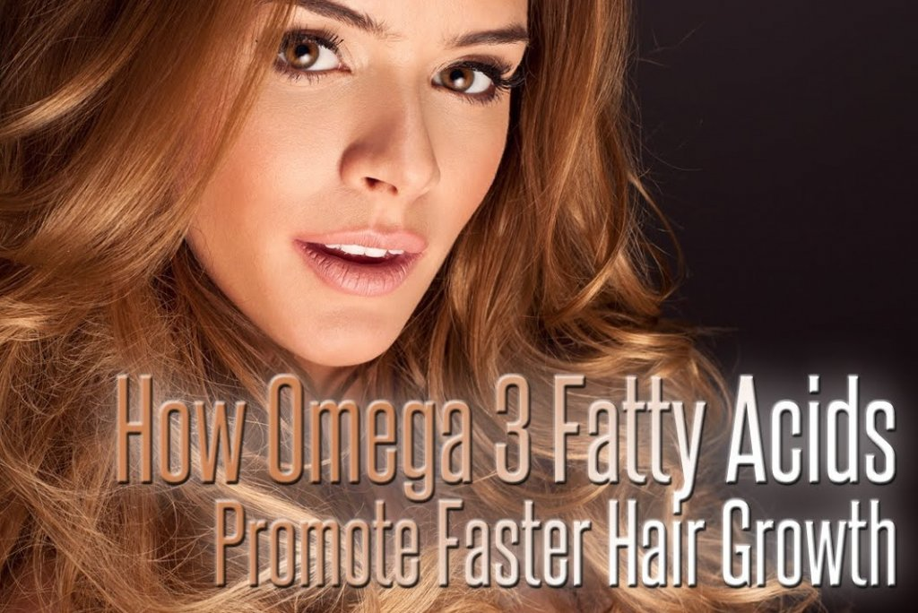 Omega-3 Benefits for Hair