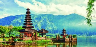 things to do in bali, pura ulun danu