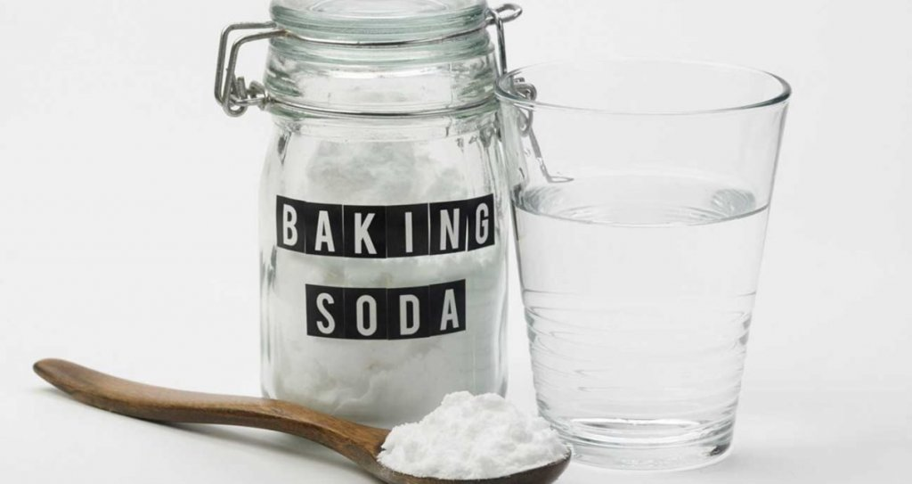 how to get rid of heartburn using baking soda
