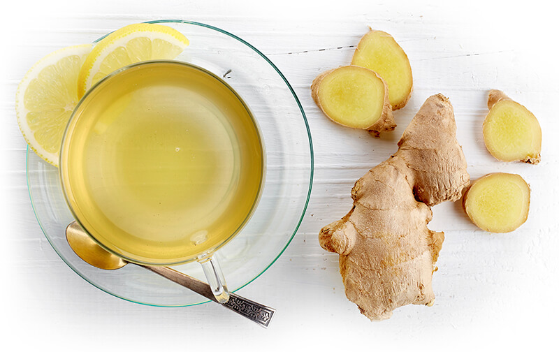 how to get rid of heartburn using ginger