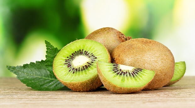 make yourself poop: Kiwi Fruit