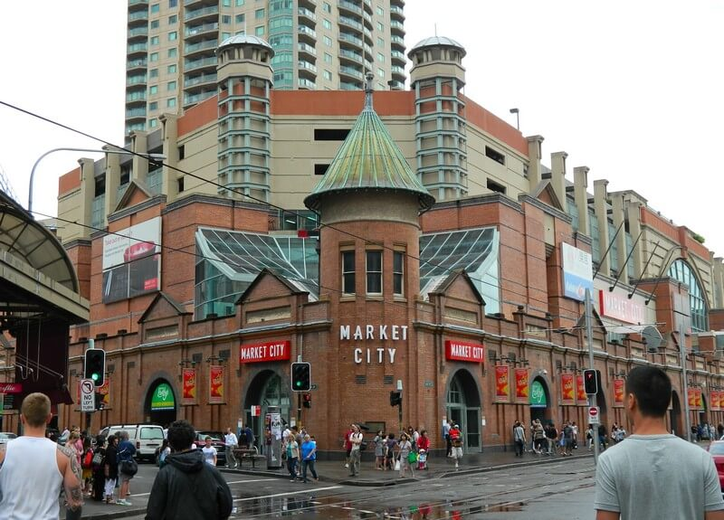 Places to visit in sydney: Paddy Market