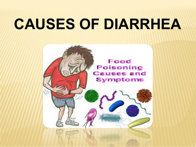 what causes diarrhea
