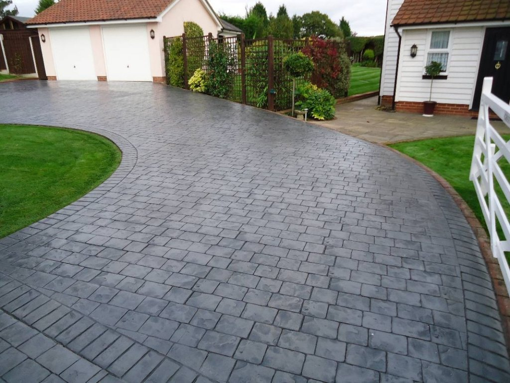 Designs of Your Driveways