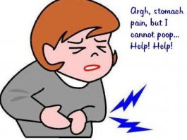 symptoms of constipation