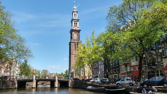 things to do in amsterdam - westertoren