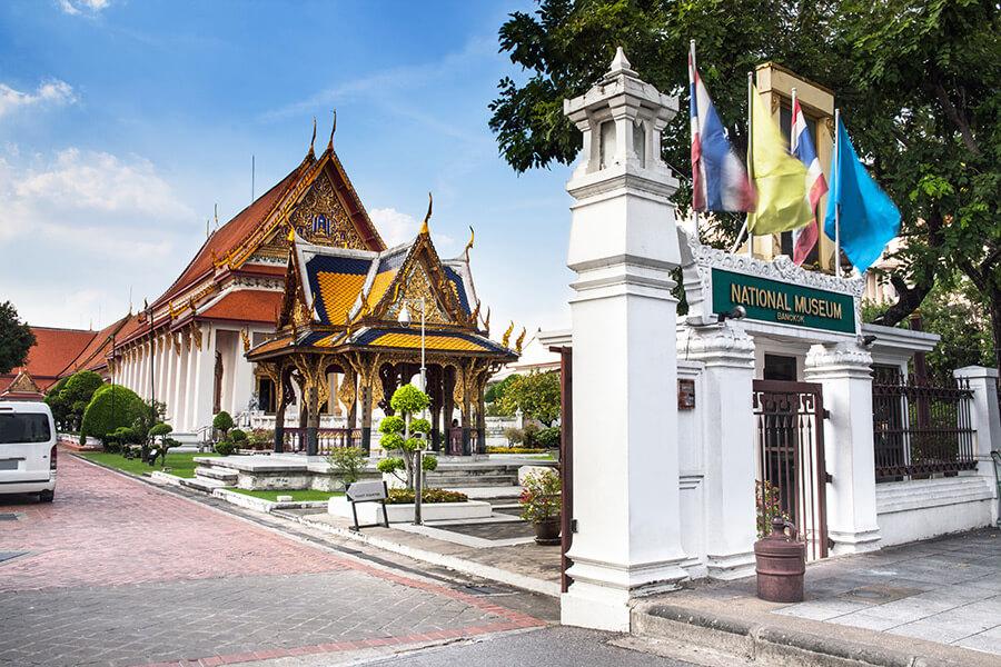 things to do in bangkok: national museum bangkok