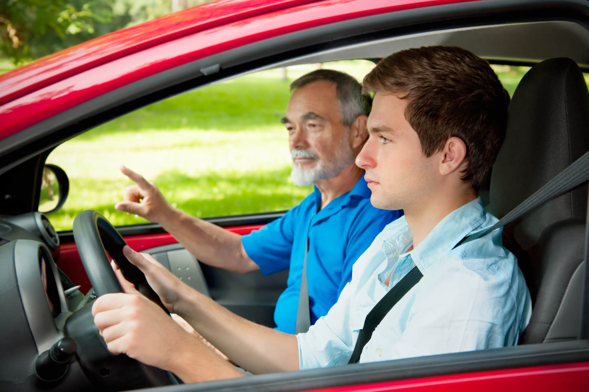 igns Your Teen Isn't Ready to Drive