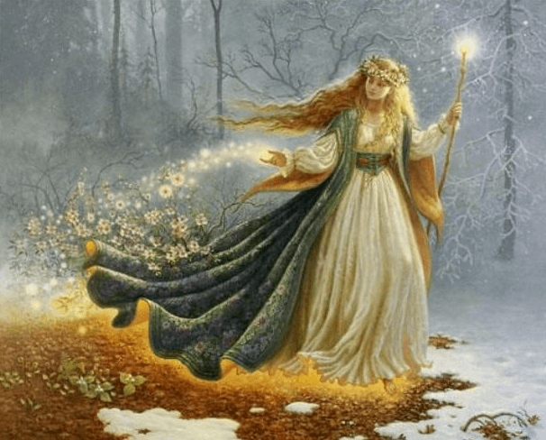The Concept of Love in Norse Mythology