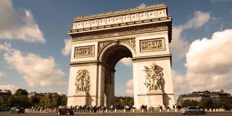 Arc-Of-Triumph-Places-To-Visit-In-Paris