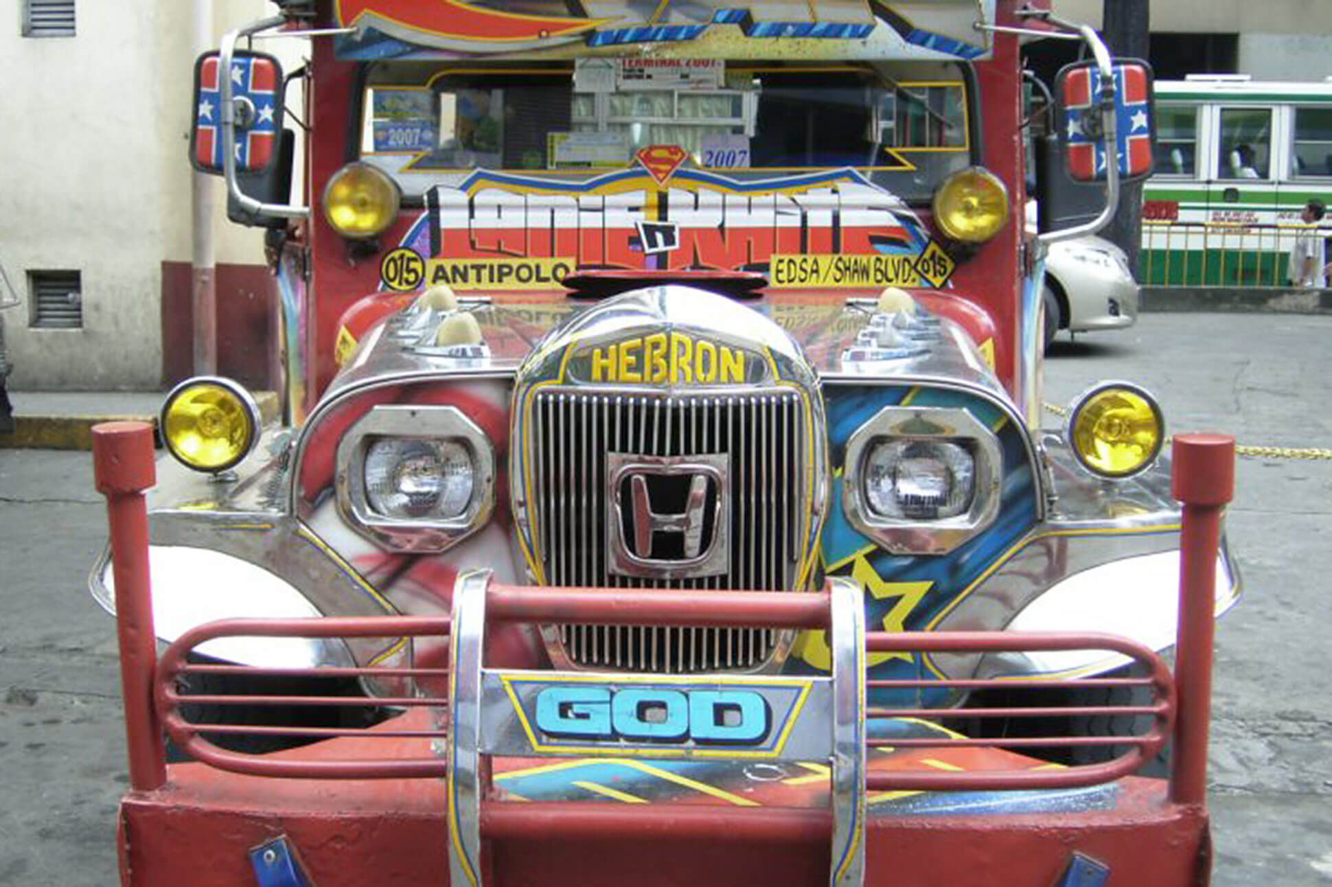 Hop On The Iconic Pinoy Jeepney