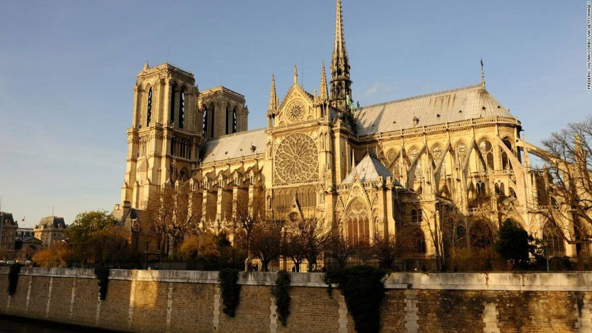 Notre Dame Cathedral - Places To Visit In Paris