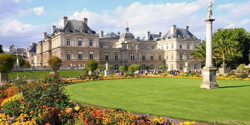 The-Latin-Quarter-Luxembourg-park-Places-to-visit-in-Paris